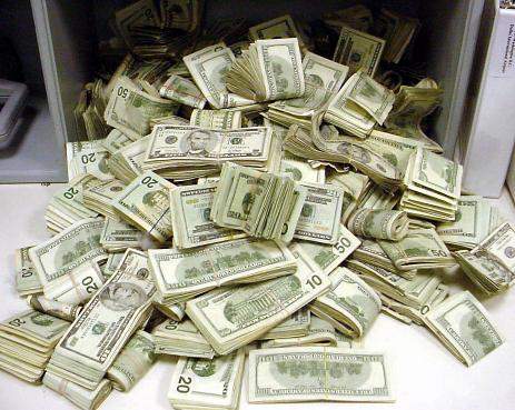 Alexander Rakitin's Homepage - Money